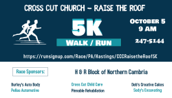 Raise the Roof 5K