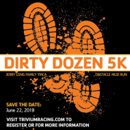 Dirty Dozen 5k Obstacle Mud Run