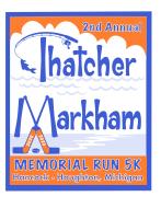 Thatcher Markham Memorial Run
