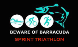 Beware of Barracuda Sprint Triathlon