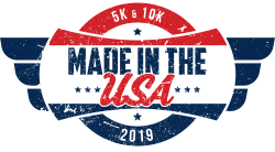 Made in the USA 5K/10K
