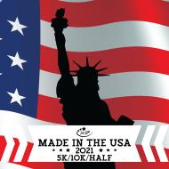Made in the USA 5K/10K/Half