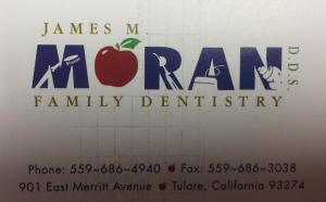 James M. Moran D.D.S.