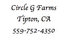 Circle G Farms