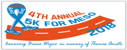 4th Annual 5k for Meso