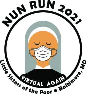 Little Sisters of the Poor VIRTUAL NUN RUN 5K and 1 Mile Run/Walk