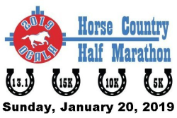 Ocala Half Marathon - 15K - 10K - 5K Run