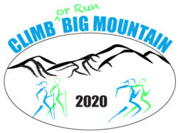 Virtual  Climb Big Mountain  2020