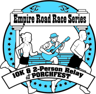 Empire Road Race Series 10K and Harper's 2-Person Relay