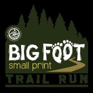 Big Foot, Small Print 5K Run