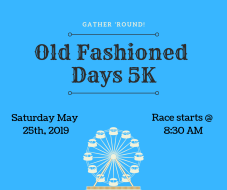 Fruitport Old Fashioned Days Run 2019