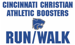 Cincinnati Christian Athletic Boosters Run/Walk