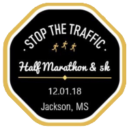 STOP THE TRAFFIC Half Marathon & 5K