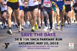 2019 YMCA Parkway Run/Walk