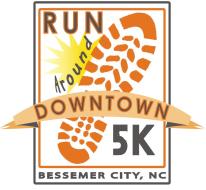 Bessemer City Run Around Down Town