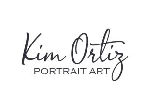 Kim Ortiz Portrait Art