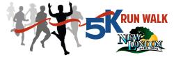 2018 New London Park Days 5K Run Walk