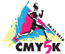 CMY5K Run For Art