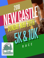 New Castle 5K and 10K - 2018