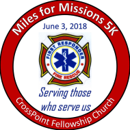 Miles for Missions 5K