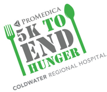 ProMedica Coldwater Regional Hospital 5K to End Hunger