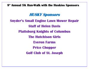Husky Level Sponsors