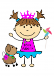 Miss Albany's Piggy Tail Princess 7K