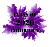 Albion High School Class of 2020 Color Run