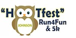 Johnson Run4Fun 5K and HOOTfest