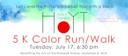 Hoyt Color Run/Walk