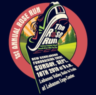 The Rose Run 5k & Fun Run