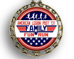 American Legion 5K/1-Mile Family Fun Run
