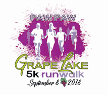 29th Annual Paw Paw Grape Lake 5K walk run