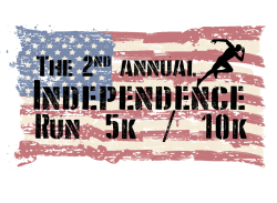 The 2nd Annual Independence Run 5k / 10k