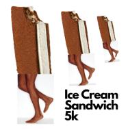 Ice Cream Sandwich 5k race and 1 mile fun run