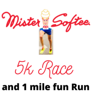 Mister Softee Ice Cream 5k Race and 1 Mile Fun Run