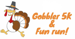 Gobbler 5K and 1 Mile Fun Run
