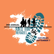 Race for Refugees 2019
