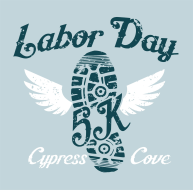 Cypress Cove Labor Day 5k