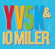 Annual YV5K & 10MILER Virtual Race