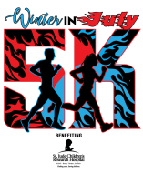 Winter In July 5k Benefiting St. Judes