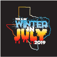 Winter In July 5k/10k Benefiting St. Judes