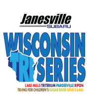 Janesville Subaru Wisconsin Triathlon Series presented by Trek Stores of Madison