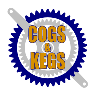 Cogs and Kegs 2018