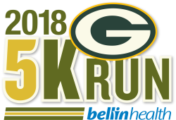 Green Bay Packers 5K Run/Walk