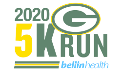Green Bay Packers Virtual 5K Run/Walk