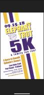 Elephant Trot 5K