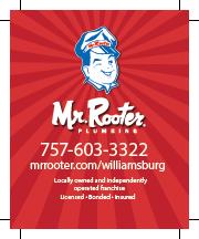 Mr. Rooter Plumbing of Williamsburg