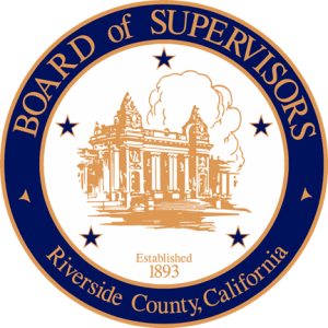Board of Supervisors - Riverside County