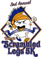 3rd Annual Derry Scrambled Legs 5K